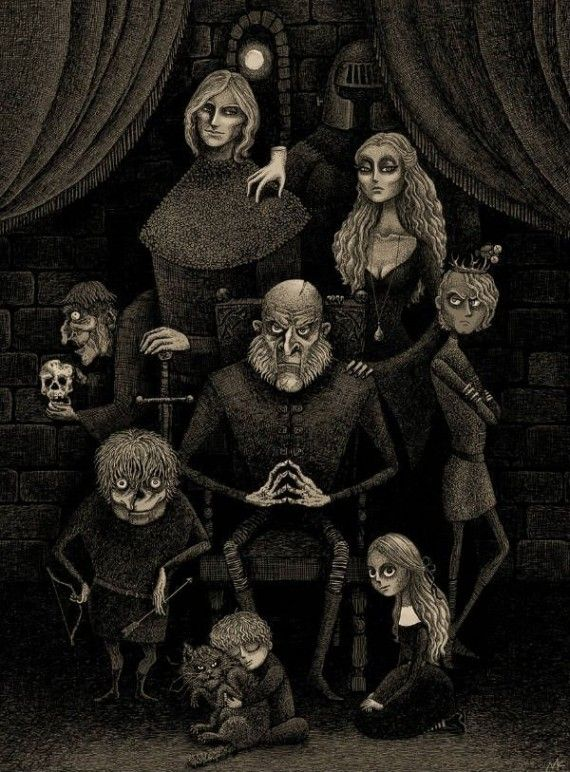 The Lannister Family 570x772 SR Geek Picks: Toy Story: Call Me Maybe, Agent Coulson The Vision, Honest Hunger Games Trailer & More