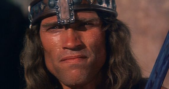 The Legend of Conan Arnold Schwarzenegger Schwarzenegger Returning for Legend of Conan; Looks Tough in First Ten Image