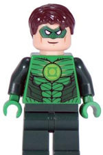 The Lego Movie Green Lantern The Lego Movie Complete Character Guide