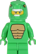 The Lego Movie Lizard Man The Lego Movie Complete Character Guide