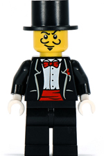 The Lego Movie Magician The Lego Movie Complete Character Guide