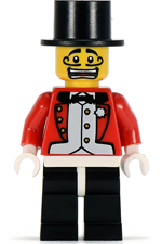 The Lego Movie Ringmaster The Lego Movie Complete Character Guide