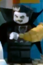 The Lego Movie Vampire The Lego Movie Complete Character Guide