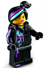The Lego Movie Wyldstyle The Lego Movie Complete Character Guide