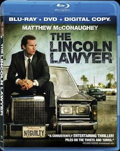 The Lincoln Lawyer DVD Blu ray DVD/Blu ray Breakdown: July 12, 2011