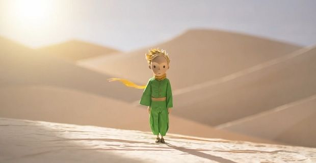 The Little Prince Trailer Video: 'The Little Prince' Trailer: An Animated Adventure In Aviation