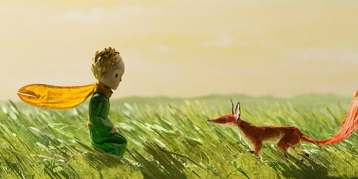 The Little Prince Trailer Video: 'The Little Prince' International Trailer: Becoming A
