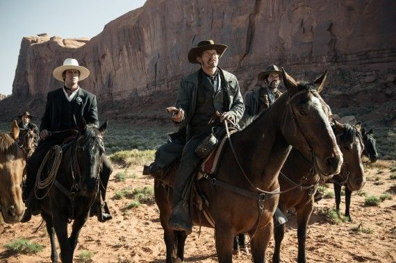 The Lone Ranger Official Still Armie Hammer James Badge Dale 570x379 Lone Ranger Interview: James Badge Dale Talks 24 & Iron Man 3; Praises Castmates