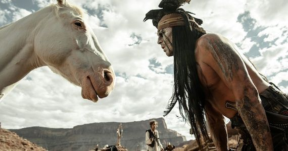 The Lone Ranger Silver Tonto The Lone Ranger Spoilers Discussion