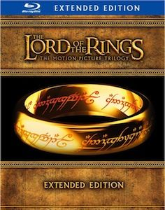 The Lord of the Rings Extended Edition Blu ray DVD/Blu ray Breakdown: June 28, 2011