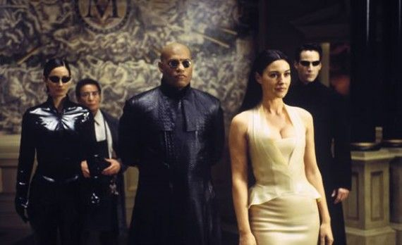 The Matrix Reloaded 570x348 10 Movie Events That Shaped the Decade (For Movie Fans)