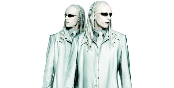 The Matrix Reloaded Twins Our 8 Favorite Movie Twins & One Pair We Hate
