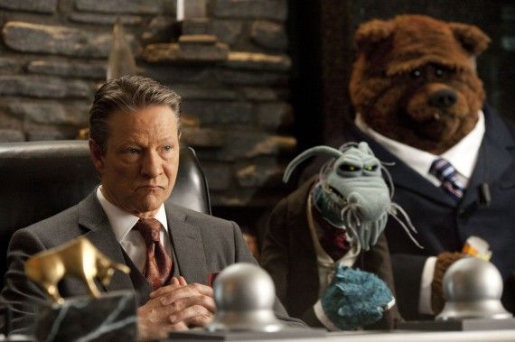The Muppets Chris Cooper 570x379 The Amazing Spider Man 2: Chris Cooper To Play Norman Osborn