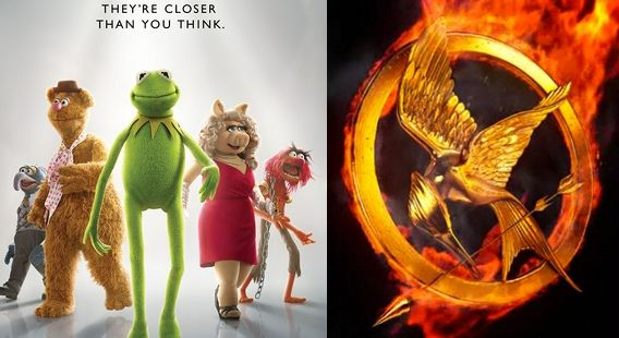 The Muppets Hunger Games The Muppets Get Ready for The Hunger Games