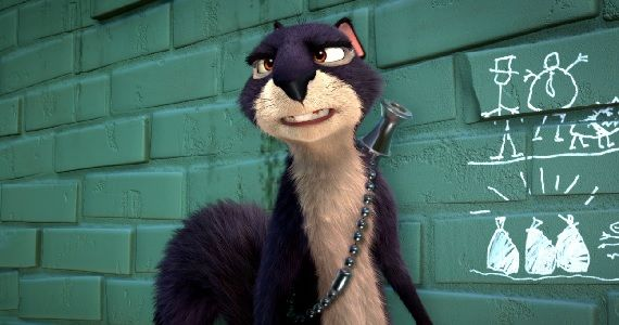 The Nut Job Will Arnett Movie News Wrap Up: Fifty Shades of Grey, Clerks 3 & More