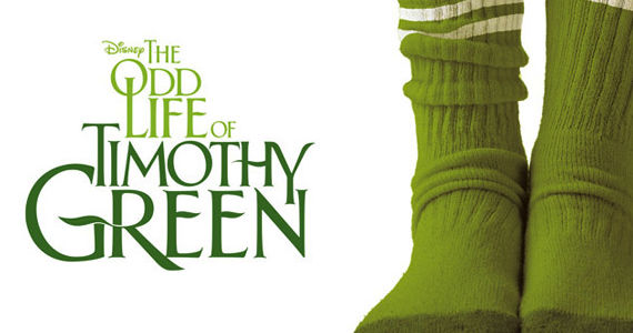 The Odd Life of Timothy Green trailer Screen Rants (Massive) 2012 Movie Preview