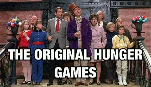 The Original Hunger Games The Original Hunger Games