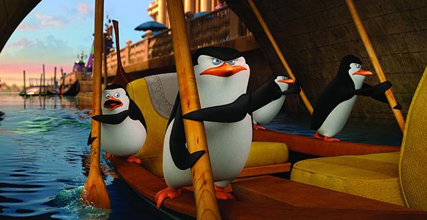 'The Penguins of Madagascar' Trailer: The Most Elite Team ...