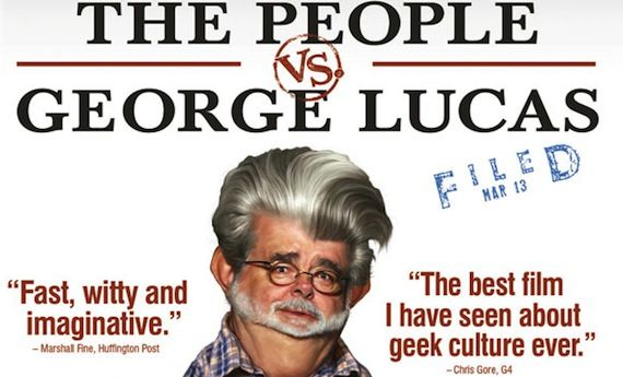 The People Versus George Lucas What Does George Lucas Creative Consultant Job Mean for Star Wars: Episode 7?