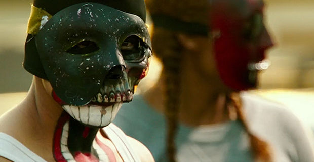 'The Purge: Anarchy' TV Trailer: No Heroes Allowed on ...