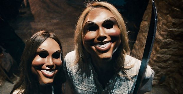 The Purge masks The Purge 2 May Be Titled The Zone; Original Director Returning