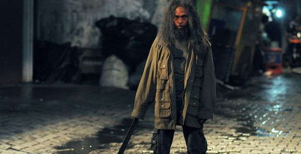 The Raid 2 Yayan Ruhian as Prakoso The Raid 2 Review