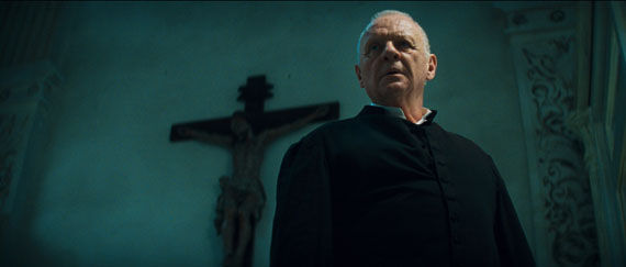 The Rite new image Anthony Hopkins The Rite Trailer #2   Just Your Standard Exorcism Story