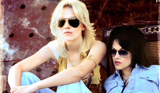 The Runaways Header Kristen Stewarts The Runaways Gets US Distribution