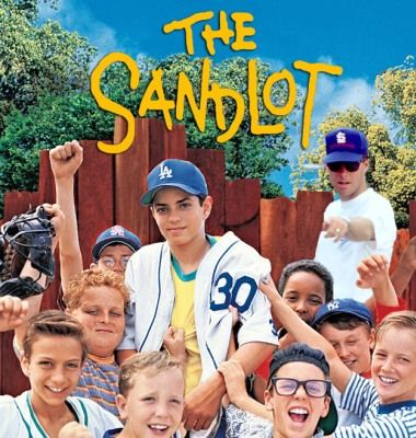 The Sandlot Writer David Mickey Evans