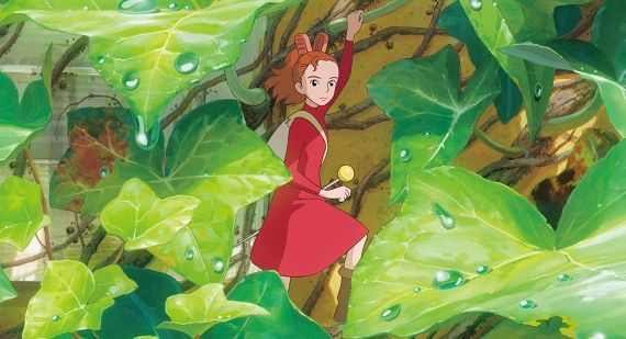 The Secret World of Arrietty U.S. 2012 Screen Rants (Massive) 2012 Movie Preview