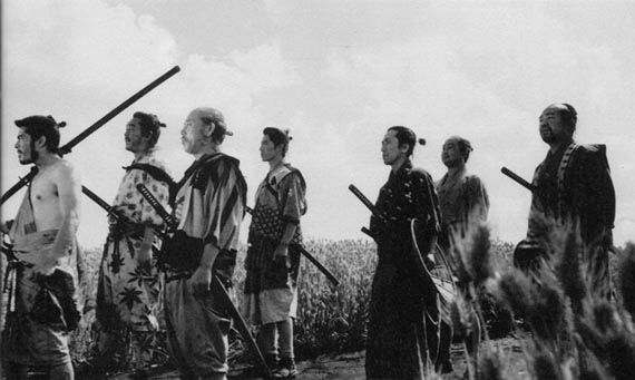 The Seven Samurai movie image Weekend Movie News Wrap Up: May 8th, 2011