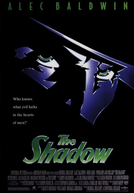 The Shadow Movie Poster