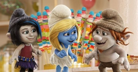 The Smurfs 2 2013 Screen Rants 2013 Summer Movie Preview
