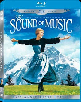 The Sound of Music Blu ray box art1 15 Must Own Blu rays of 2010