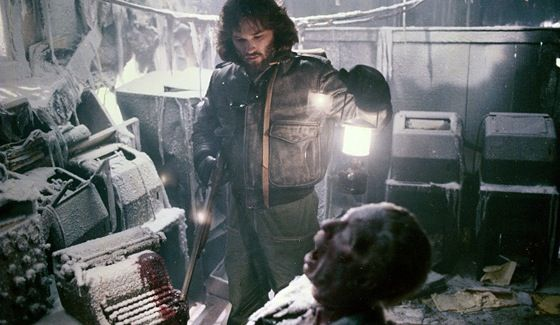 The Thing 1982 Mr. Eko Joins The Thing Prequel