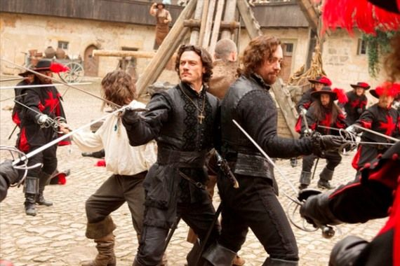 The Three Musketeers 2011 Logan Lerman Interview: The Three Musketeers is the Most Badass Yet