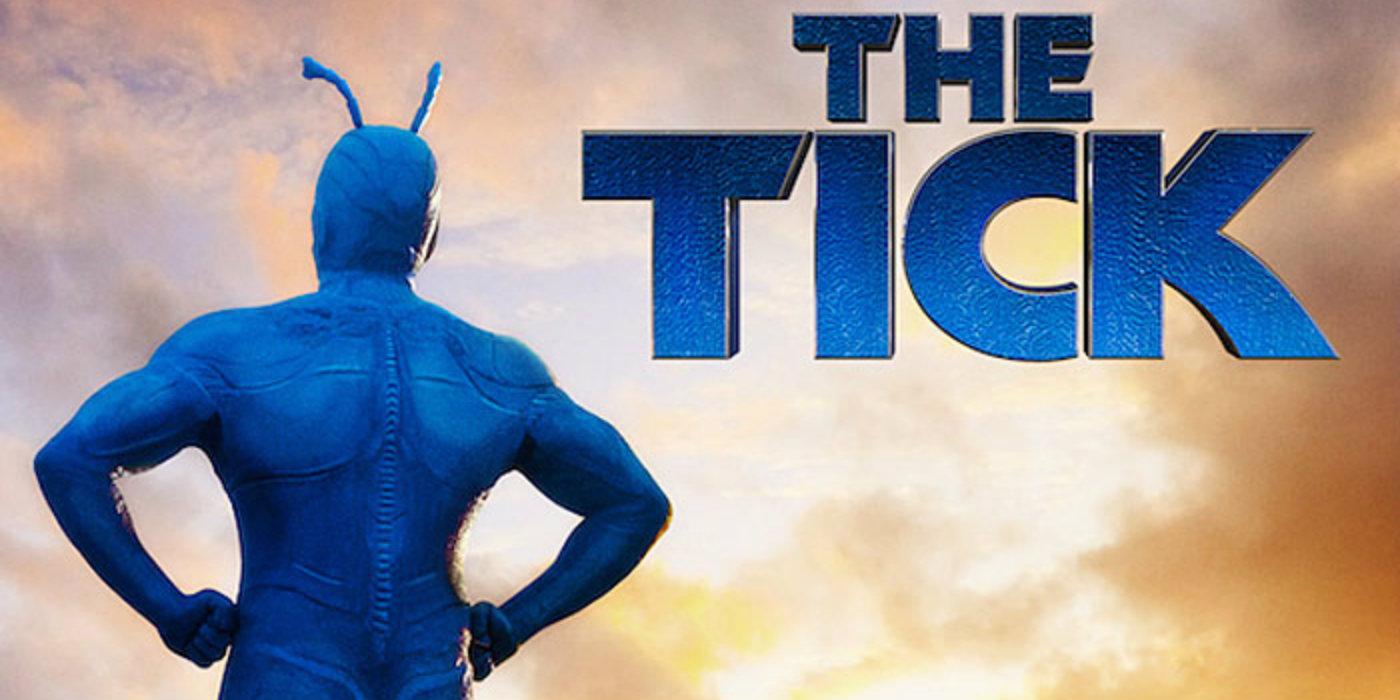 The Tick Amazon Banner Still