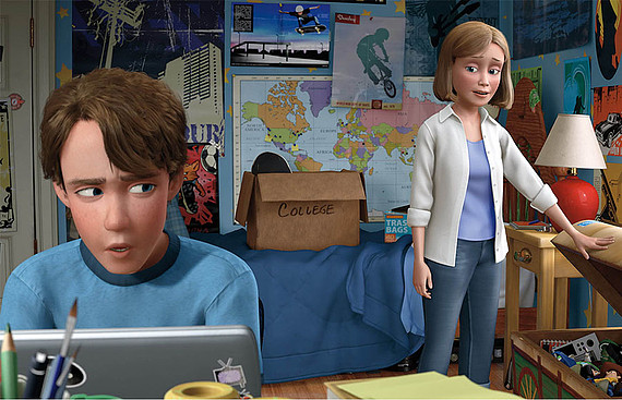 SR Geek Picks: Toy Story   Andys Moms True Identity,  The Grey Problems, Death of Spider Man & More