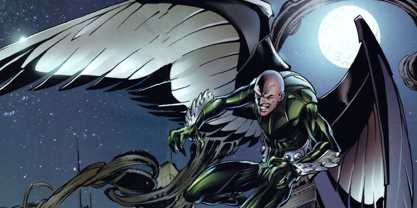 The Vulture in Spider Man Spider Man: Homecoming   Possible Vulture Concept Art