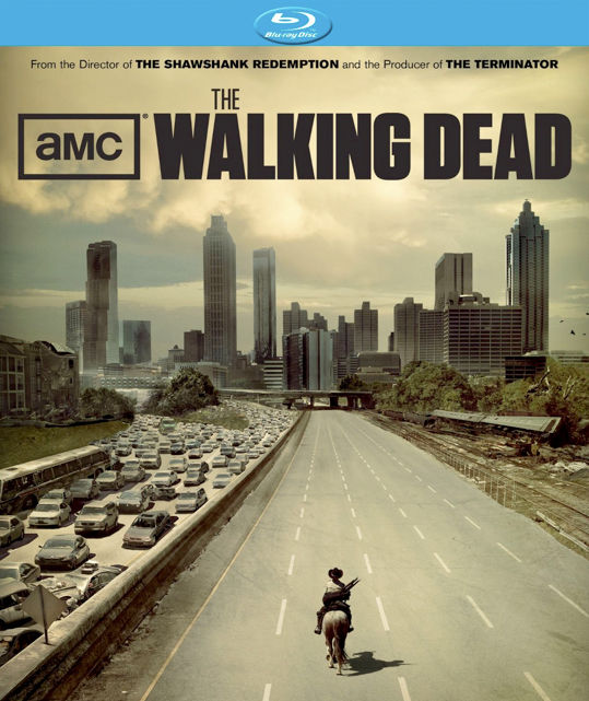 The Walking Dead Blu ray cover The Walking Dead Season 1 Coming to DVD/Blu ray in March [Updated]