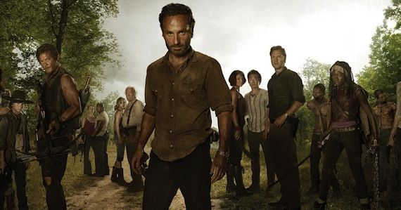 The Walking Dead Casting News Dallas Roberts The Walking Dead Season 3 Casts New Character Milton