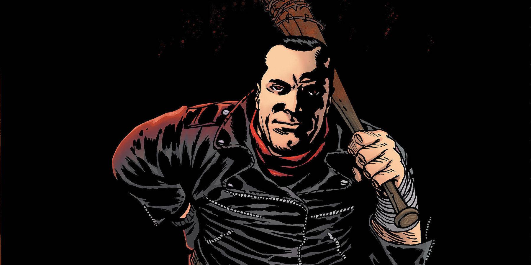 The Walking Dead Negan Wallpaper: Walking Dead Executive Producer Doesn't Know Who Negan Kills