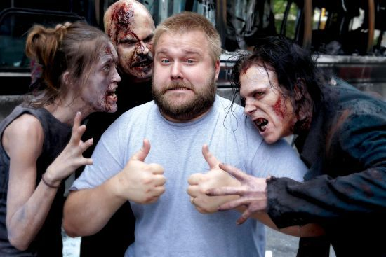 The Walking Dead Robert Kirkman Walking Dead Movie Being Considered by AMC?
