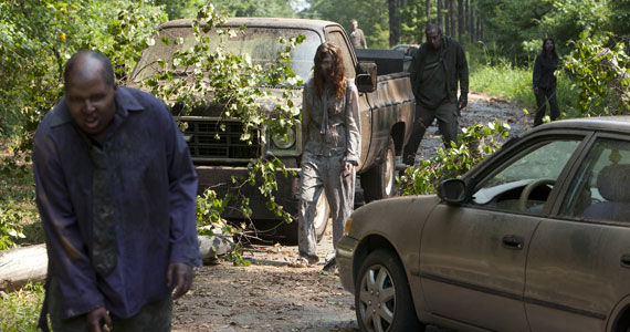 The Walking Dead Season 3 'The Walking Dead' Season 3 Interview: Dallas Roberts on Milton's Present & Future