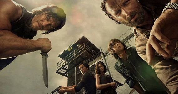 The Walking Dead Season 4 Poster Watch Every Episode of The Walking Dead So Far Before the Season 4 Premiere