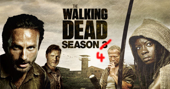The Walking Dead Season 4 Renewal Walking Dead Season 4 Confirmed