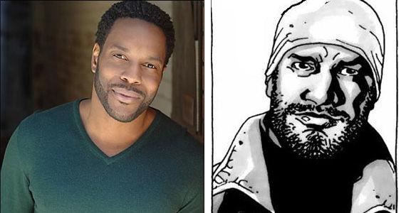 The Walking Dead adds Tyreese The Walking Dead Season 3 Fall Finale Will Add Popular Comic Character