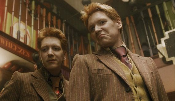 The Weasley Twins Harry Potter Our 8 Favorite Movie Twins & One Pair We Hate