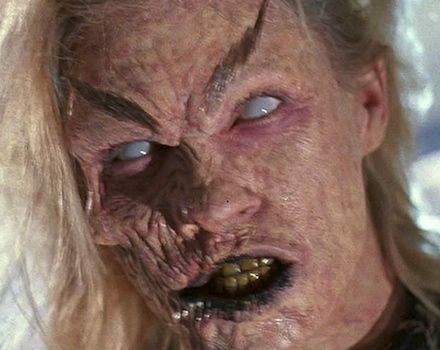 The Witch from Army of Darkness