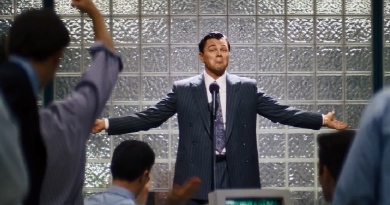 The Wolf of Wall Street Jordan Belfort New The Wolf of Wall Street Trailer; Christmas Release Date Announced